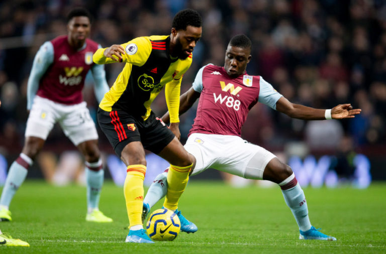 'Best game in a Villa shirt': Some Aston Villa laud 26-year-old's display after win v Watford